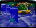 N64 Libretro core in Gridle internal launch
