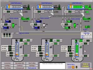sala centrifughe